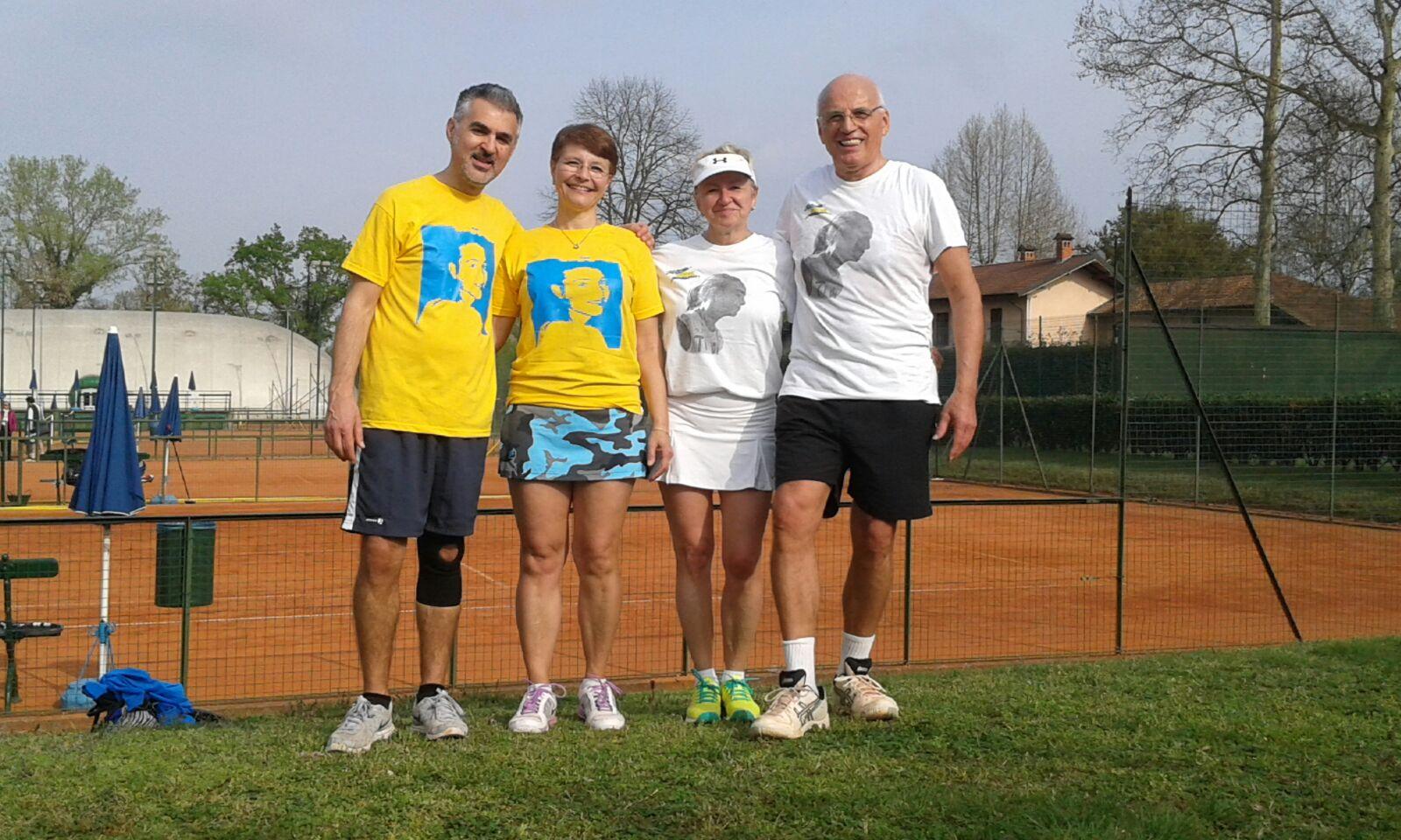 Torneo di Tennis – II° Memorial FEDERICA GRIFFA