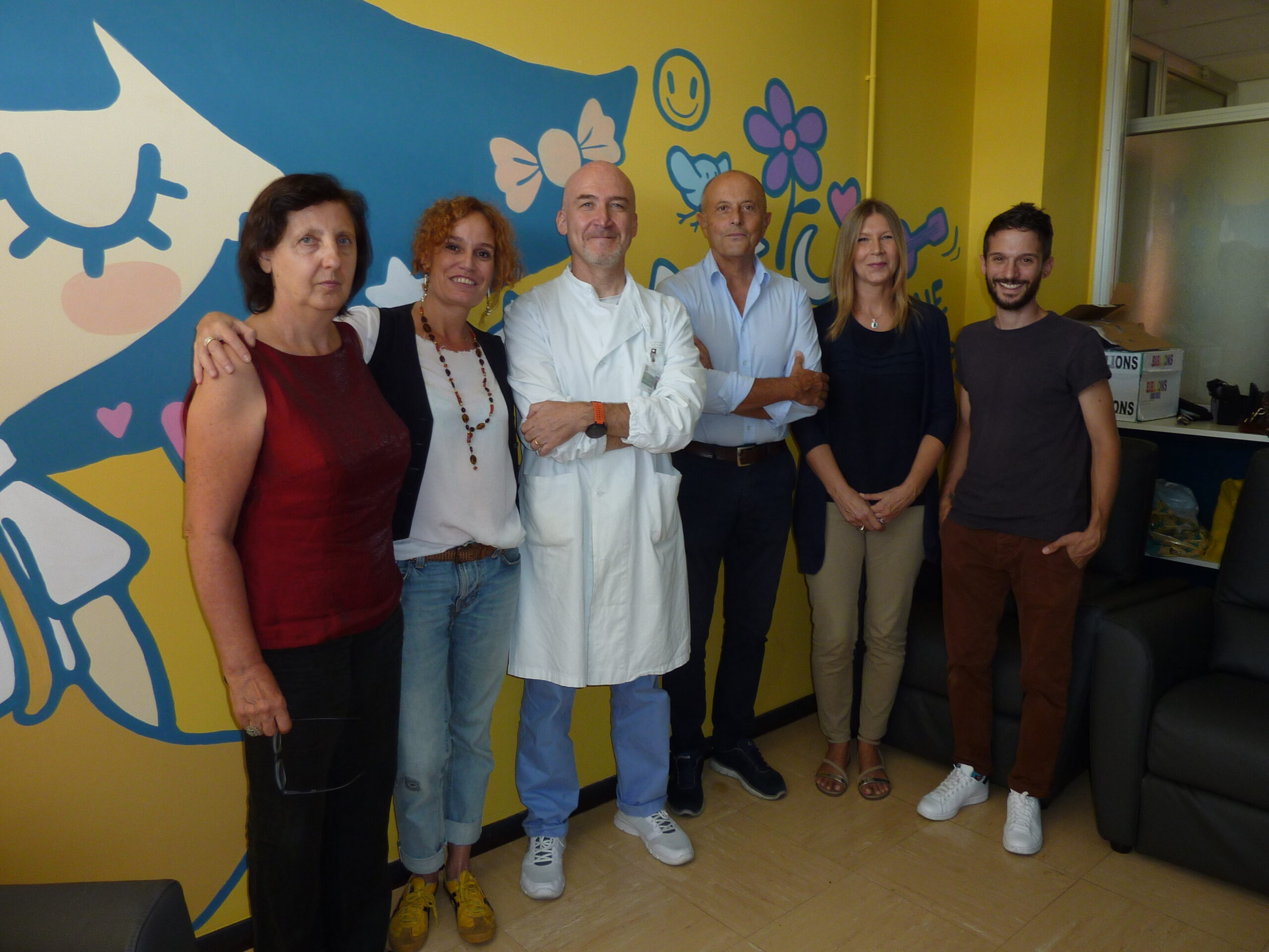 Aule Didattiche Oncoematologia Pediatrica Pavia
